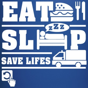 Emergency Eat Sleep Mugs & Drinkware - Full Color Mug