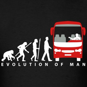 evolution_busfahrer_122013_a_3c T-Shirts - Men's T-Shirt