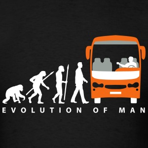 evolution_busfahrer_122013_b_3c T-Shirts - Men's T-Shirt