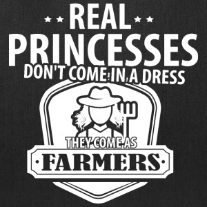 Farmer Real Princesses Bags & backpacks - Tote Bag