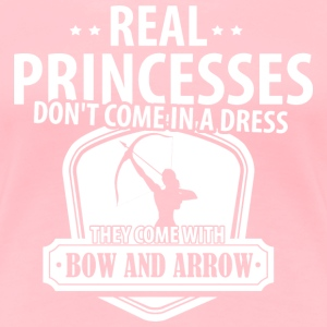 Archer Real Princesses T-Shirts - Women's Premium T-Shirt