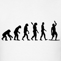 Evolution Slackline T-Shirts