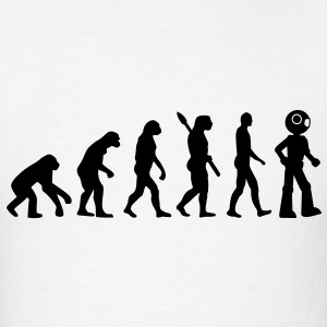 Evolution Robot T-Shirts - Men's T-Shirt