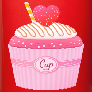 Cupcake hearts - Full Color Mug