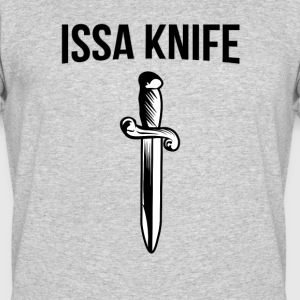 Issa Knife T-Shirt - Men's 50/50 T-Shirt