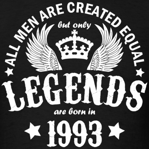 Legends are Born in 1993