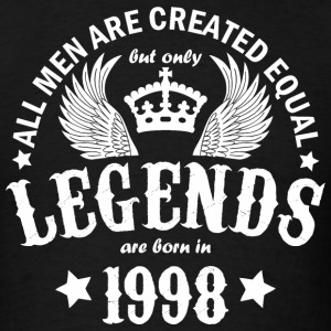 Legends are Born in 1998 - Men's T-Shirt