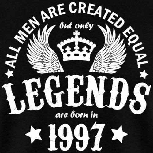 Legends are Born in 1997