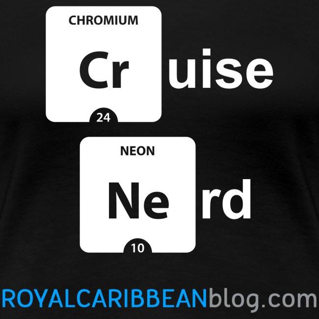 Cruise Nerd Women's Shirt