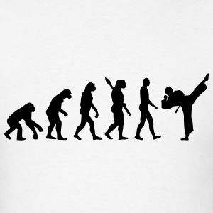 Evolution Karate T-Shirts - Men's T-Shirt