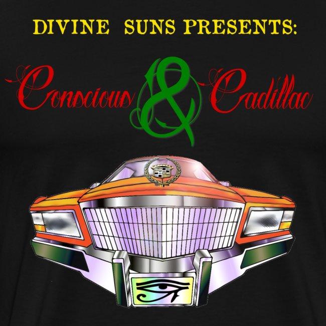 Conscious & Cadillac (Men's Premium T-Shirt