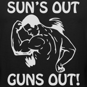 Sun's Out, Guns Out! Sportswear - Men's Premium Tank