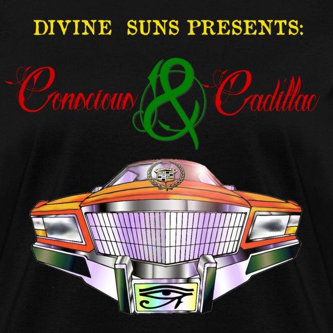 Conscious & Cadillac (Women's T-Shirt)