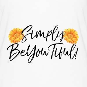Simply BeYouTiful! T-Shirts - Women's Flowy T-Shirt
