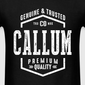 Callum Name - Men's T-Shirt