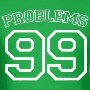 Problems 99 jersey t-shirt - Men's T-Shirt