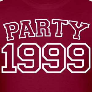 Party like its 1999 jersey t-shirt - Men's T-Shirt