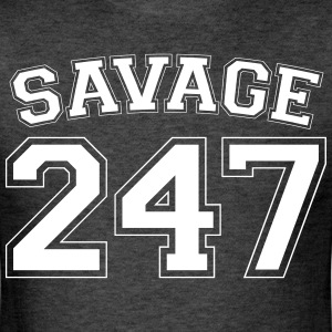 Savage 247 jersey t-shirt - Men's T-Shirt