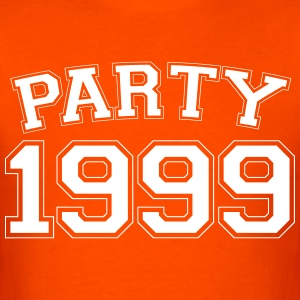 Party like its 1999 jersey shirt - Men's T-Shirt