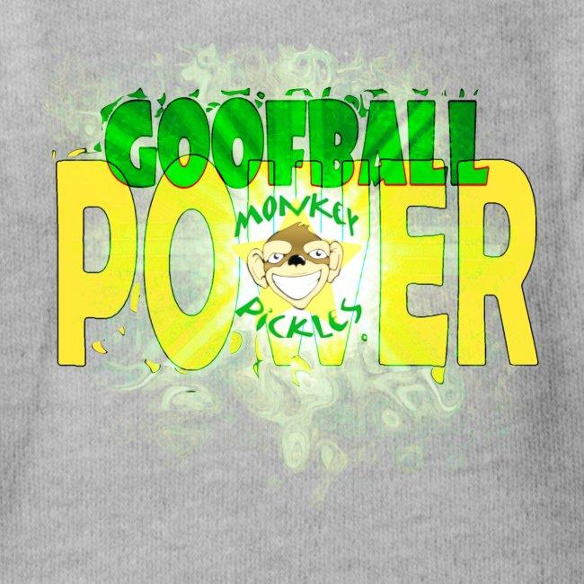 Monkey Pickles Baby    - Goofball Power
