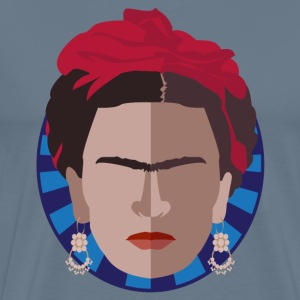 TGIF | Thank God it's Frida Kahlo T-Shirts - Men's Premium T-Shirt