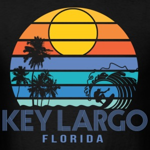 Key Largo Florida T-Shirts - Men's T-Shirt