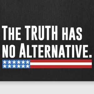 Truth Has No Alternative #MarchForTruth Bags & backpacks - Tote Bag