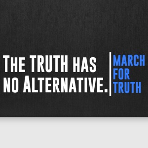 Truth Has No Alternative March For Truth Bags & backpacks - Tote Bag