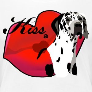 Kiss A - Women's Premium T-Shirt
