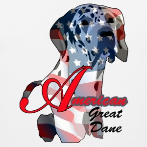 American Great Dane - Men's Premium Tank