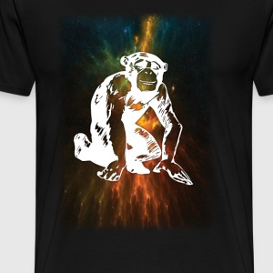 Stellar_Monkey - Men's Premium T-Shirt