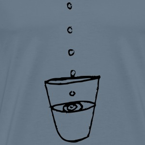 Dripping In Glass - Men's Premium T-Shirt