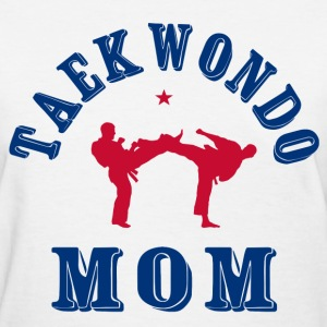 Taekwondo Mom T-Shirts - Women's T-Shirt
