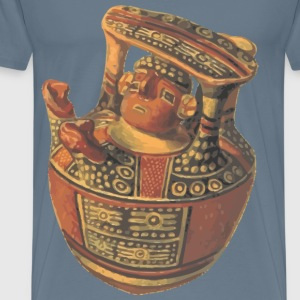 Old American pottery 5 - Men's Premium T-Shirt