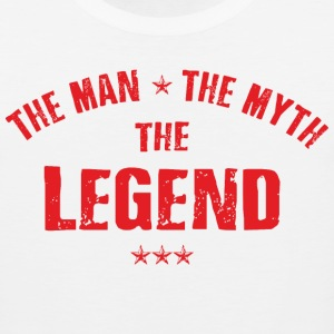 The Man Myth Legend Sportswear - Men's Premium Tank