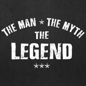 The Man Myth Legend Bags & backpacks - Tote Bag