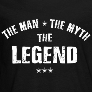 The Man Myth Legend Kids' Shirts - Kids' Premium Long Sleeve T-Shirt