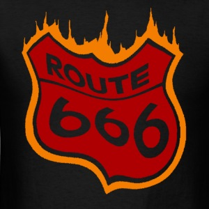 Route 666 - Men's T-Shirt