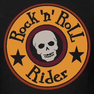 R'N'Roll Rider - Men's T-Shirt