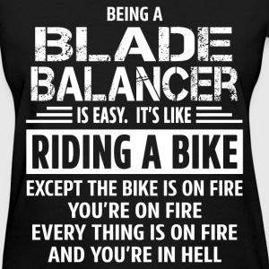 Blade Balancer - Women's T-Shirt