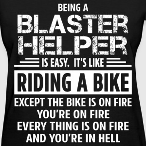 Blaster Helper - Women's T-Shirt