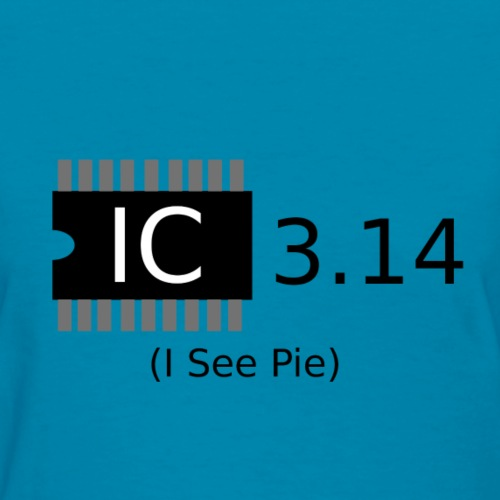 I See Pie (With Caption)