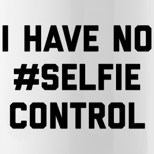 Self Control Funny Quote Sportswear - Water Bottle