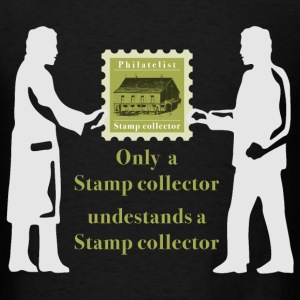 philatelist_11_2016_white02 T-Shirts - Men's T-Shirt