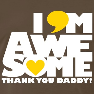 Awesome_Daddy - Men's Premium T-Shirt