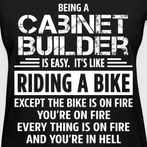 Cabinet Builder - Women's T-Shirt