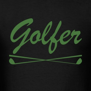 Golfer - Men's T-Shirt