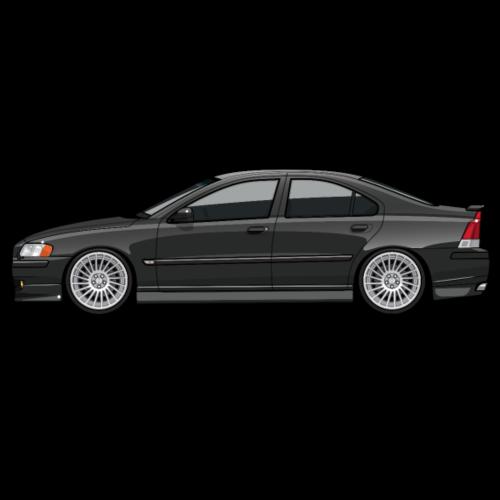 Low  S60 R Black