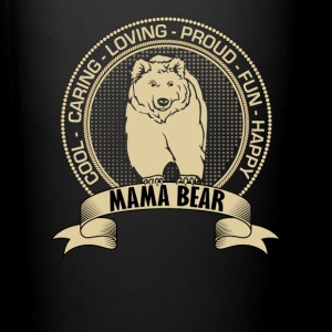 Fiercely Protective Mama Bear Mugs & Drinkware - Full Color Mug