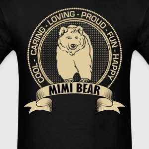 Fiercely Protective Mimi Bear T-Shirts - Men's T-Shirt